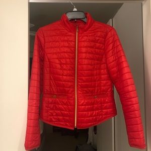 Michael KORs lightweight packable jacket